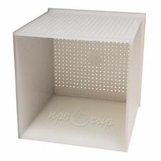 Форма для самопрессующихся сыров «Куб»