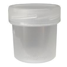 Баночка для хранения с крышкой маленькая (пластик, 20 мл)